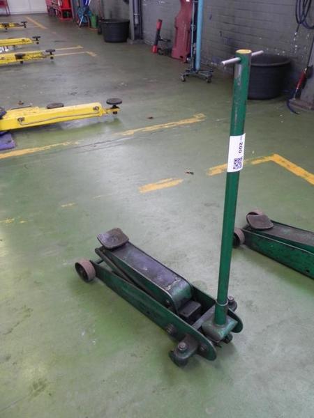 Garagekrik onderdelen