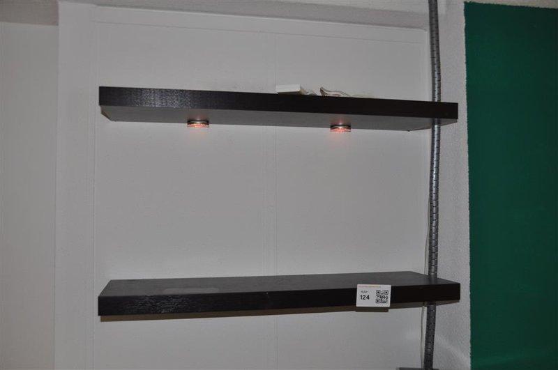 Wandplank 80 Cm.Ca 11x Wandplank 8x Lengte Ca 190cm 3x Lengte Ca 80cm