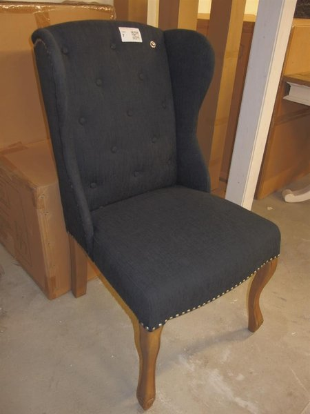 Riviera Maison Stoelen.Stoel Riviera Maison Keith Dining Wing Chair Artikelcode 126280