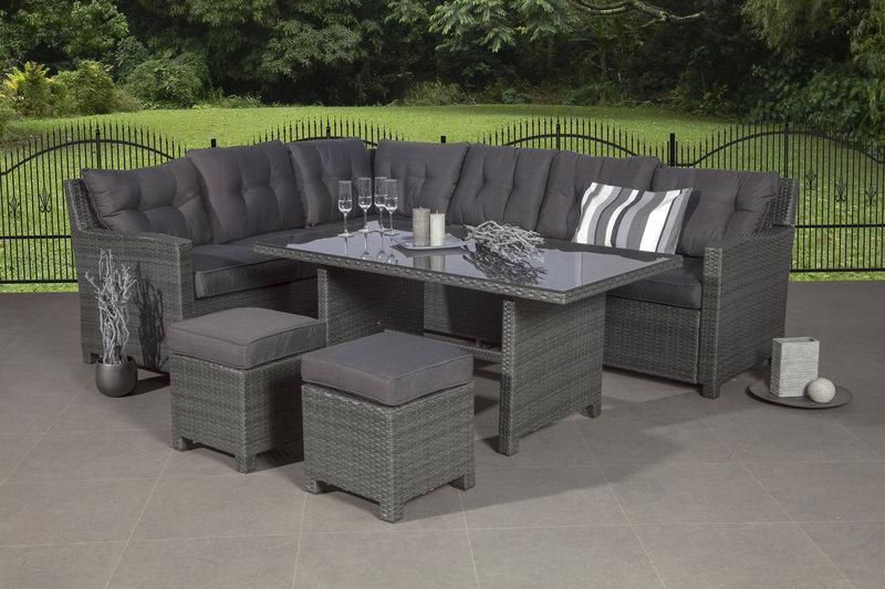 Lounge dining set garden impressions aboyne delig earl