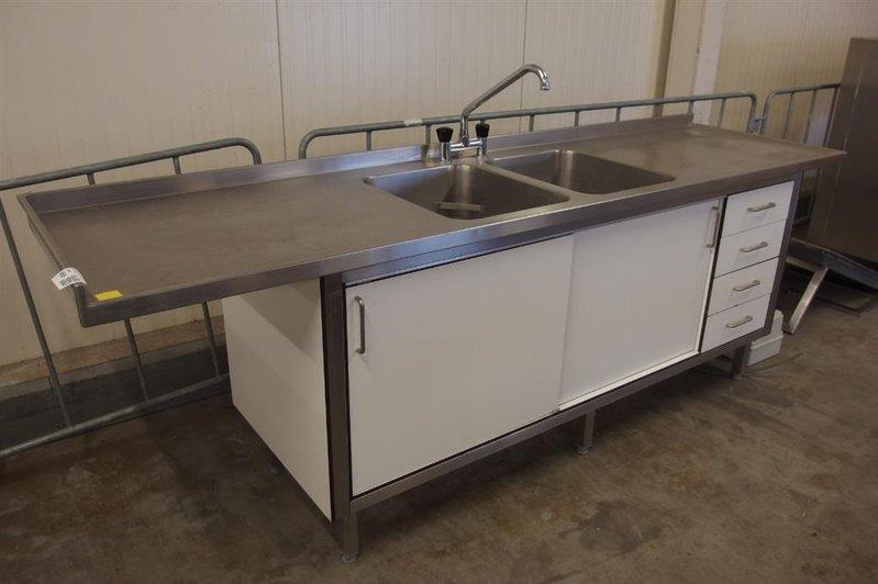... soekis. Rvs grote keuken werktafel werktafels aktie tafel 70x70x90