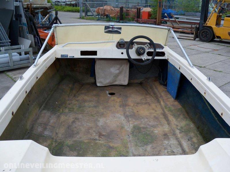 Speedboot Fletcher Arrowflyte, afm. lxb ca. 430x165cm, zonder ...