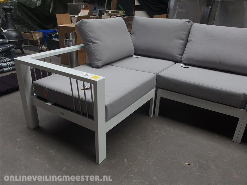 All Weather Kussens : Loungeset life model mikki rvs frame all weather kussens