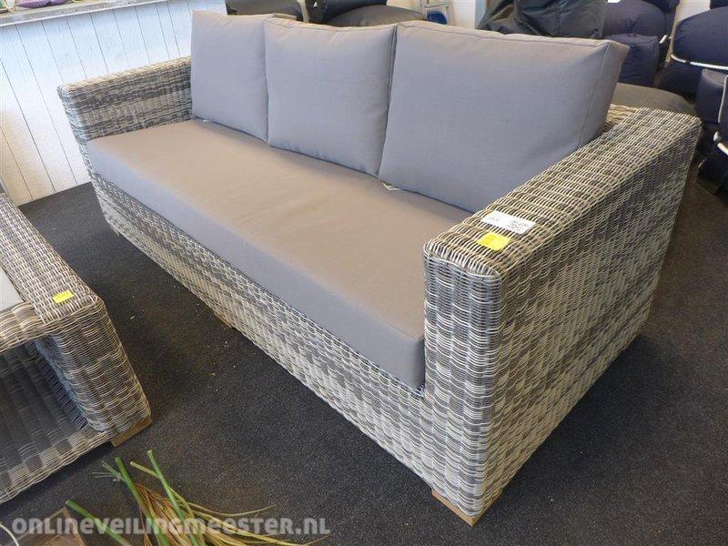 All Weather Kussens : Loungebank life model moray afm. hxbxd ca. 70x220x90 cm zithoogte