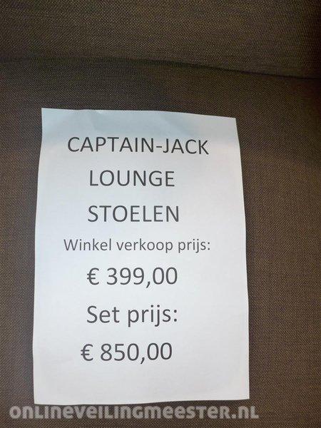 Captain Jack Lounge Stoel.Captain Jack Stoelen Stoel Ideen Gallery
