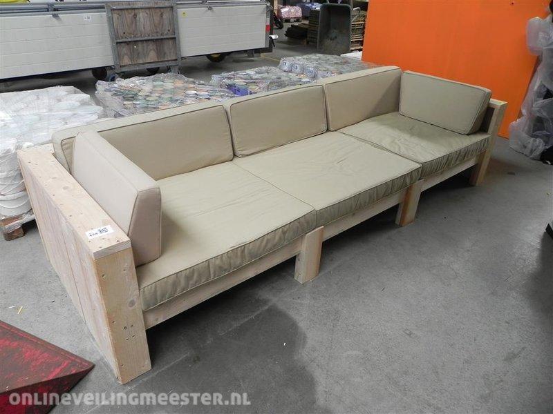 Kussens Loungebank Steigerhout : Loungekussens en kussens op maat op meubelkussens