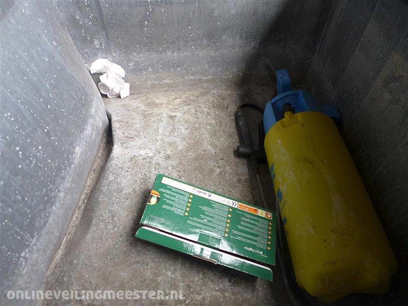 Bloempot Met Licht : Bloempot domani zink hxbxd ca. 180x70x70 cm licht beschadigd