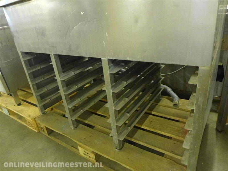 Kopjes wild horeca keuken hanger ijzeren kruidenrek met haken