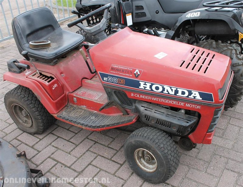 Honda Riding Lawn Mower Ht3813 Parts