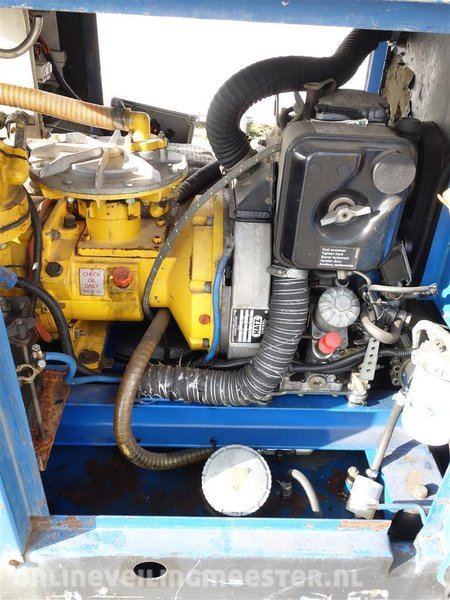 Pump, diesel Selwood Storm