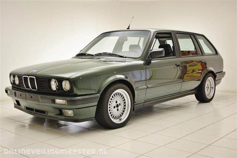 BMW E I Touring Onlineauctionmastercom - Bmw 1989 e30