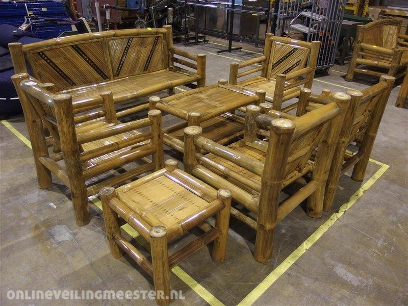 Bambus Gartenmobel Ecostar Onlineauctionmaster Com