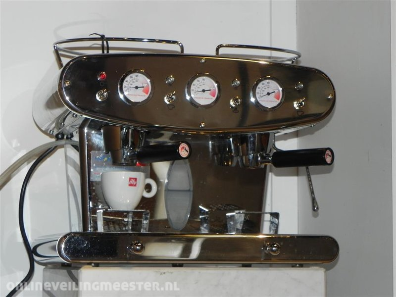 Espressomaschine Illy Francis Francis X2 Professional Edelstahl ...