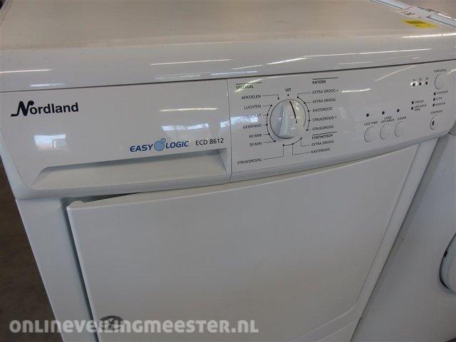 Verwonderend Wasmachine en wasdroger Nordland - Onlineveilingmeester.nl PT-13
