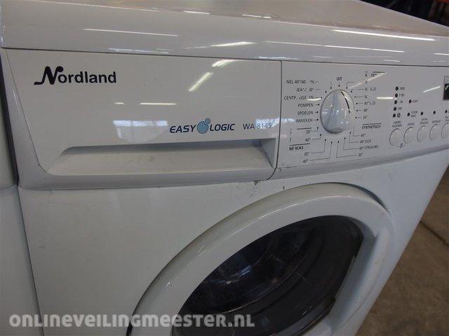 Verrassend Wasmachine en wasdroger Nordland - Onlineveilingmeester.nl ZY-01
