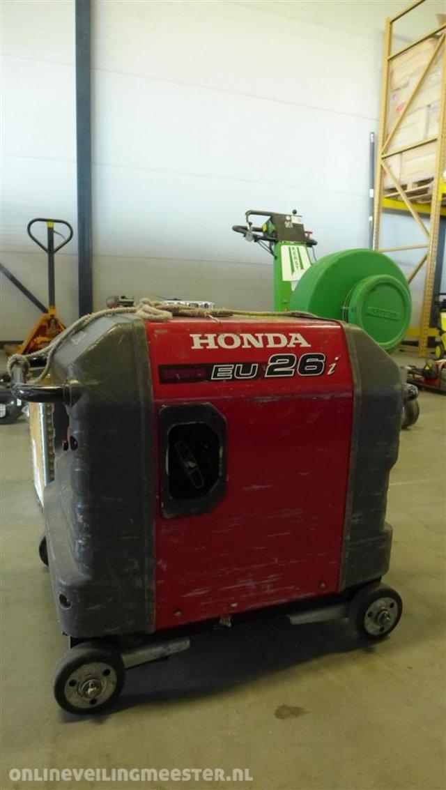 Aggregate Honda EU 26i