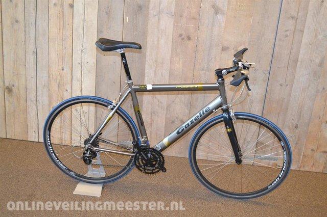 Ongebruikt Racefiets Gazelle, Primavera - Onlineveilingmeester.nl BO-26