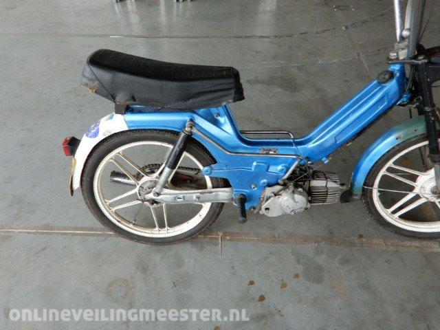 Brake Puch, Maxi, Blue