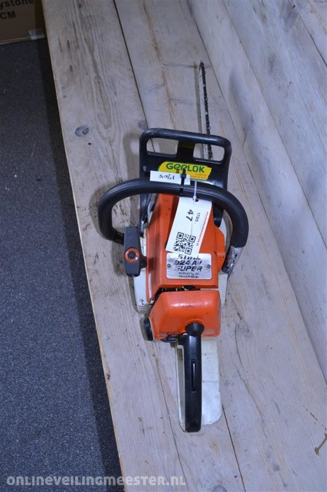 Chain saw Stihl, 024 AV super