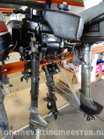 Ongebruikt Buitenboordmotor Tomos, 3 PK - Onlineveilingmeester.nl GX-33