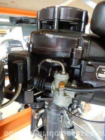 Verwonderend Buitenboordmotor Tomos, 3 PK - Onlineveilingmeester.nl CR-19