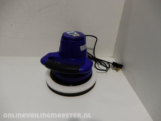 Poisoning Ergo fix, 220 volts, 110 watts, 3200 rpm  , Blue