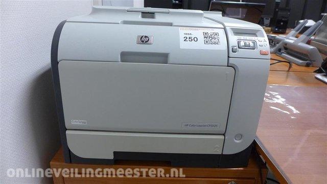 Printer HP, Color LaserJet CP2025