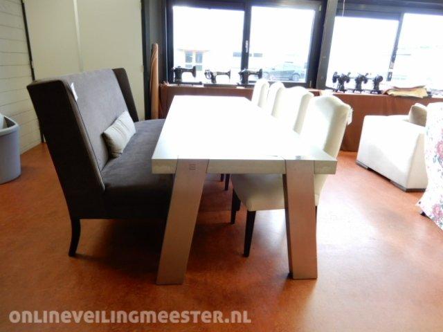 Zitbank voor eetkamer tafel - Onlineveilingmeester.nl