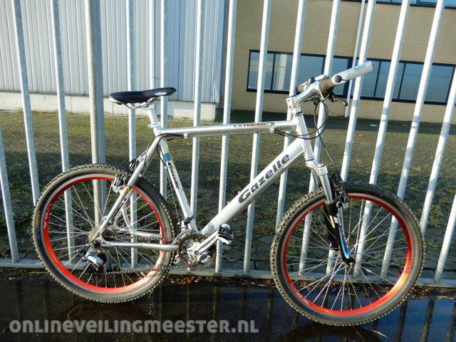 Wonderbaar Mountain bike Gazelle, Extreme aluminum oversized BV-88