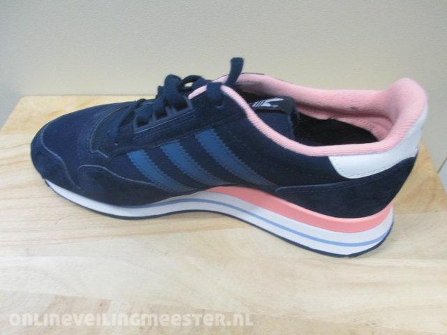 adidas zx 500 og w schuhe blau pink