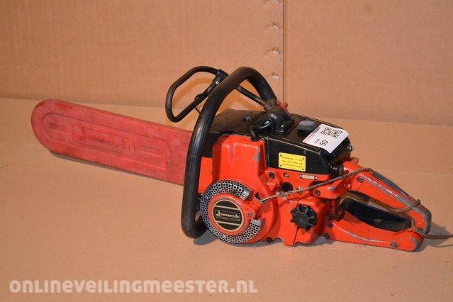 Welp Kettingzaag Jonsered, 521E - Onlineveilingmeester.nl VC-64