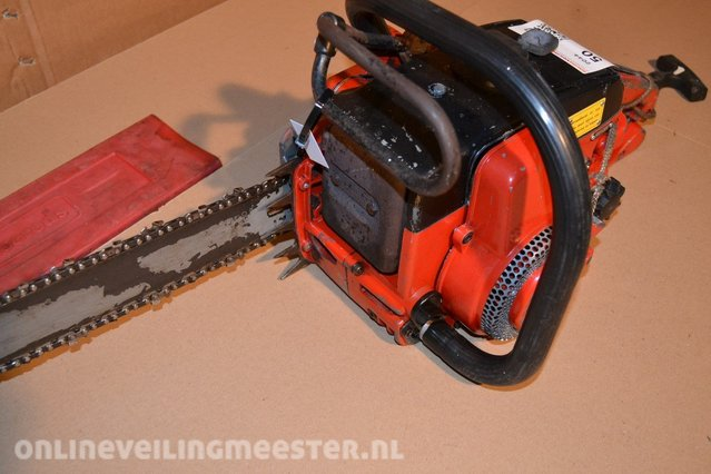 Spiksplinternieuw Kettingzaag Jonsered, 521E - Onlineveilingmeester.nl UY-57