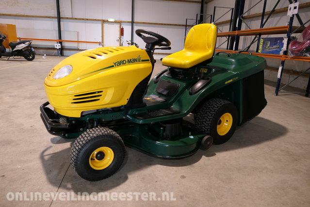 Super Zitmaaier Yard-Man, HN 5200 Hydro, groen/geel IP-58