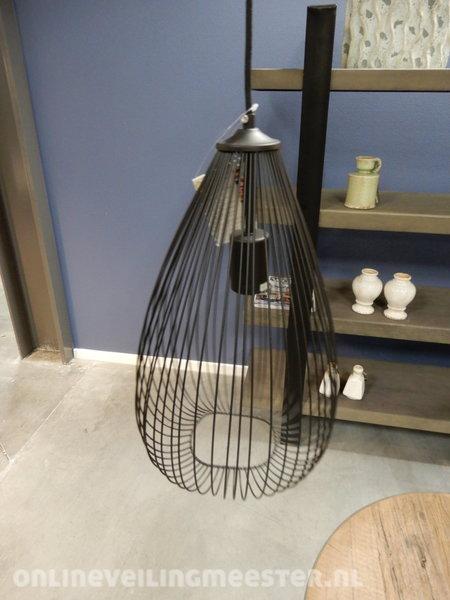 Hanglamp Willemse verlichting, wire, black - Onlineveilingmeester.nl