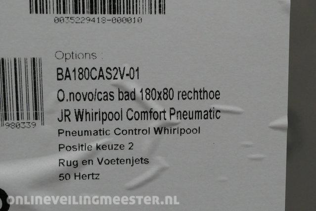 Whirlpool Bad Onderhoud : Systembad whirlpool villeroy en boch o novo weiß