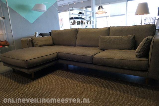 Betere Design hoekbank Linteloo, Pleasure - Onlineveilingmeester.nl KD-73