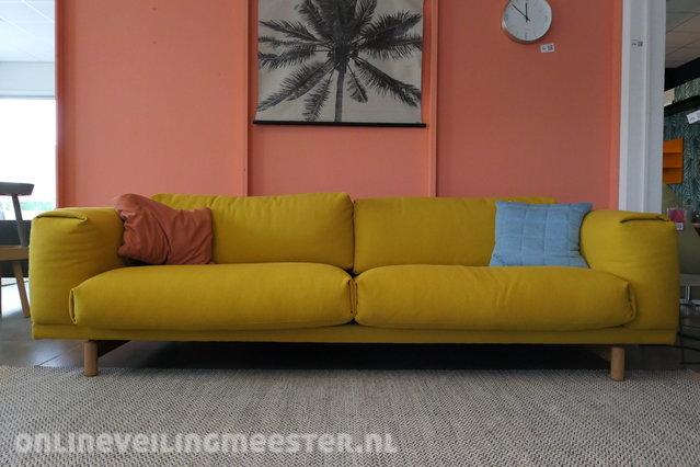 Muuto Rest Sofa : Design 3 seater sofa muuto rest yellow onlineauctionmaster.com