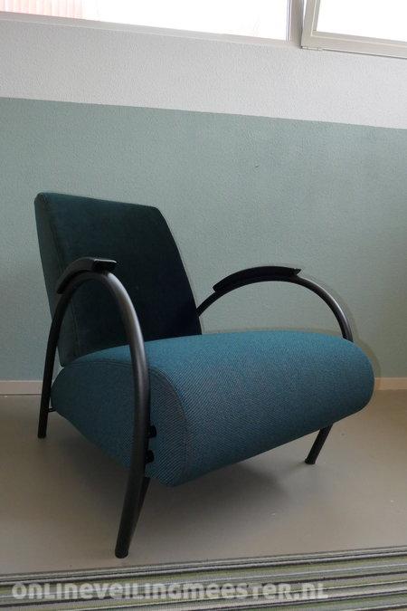 Gelderland 5770 Fauteuil Design Jan Des Bouvrie.Design Fauteuil Gelderland 5770 Harald 982 Onlineveilingmeester Nl