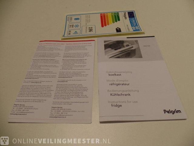 Retro Pelgrim Koelkast : Retro koelkast pelgrim rood onlineveilingmeester.nl