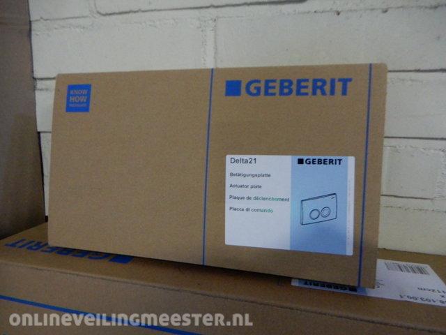 Inbouw Toilet Compleet : Inbouw toilet set compleet geberit pressalit sphinx