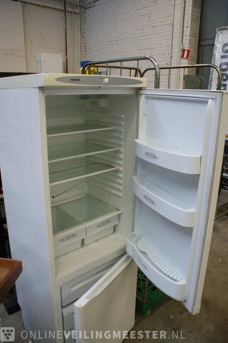 Wonderbaarlijk Marynen koelkast met 3 vrieslades Marynen, wit XJ-79