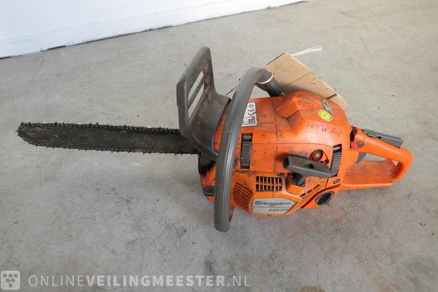 3x chainsaw for parts 2x Husqvarna, 1x Stihl