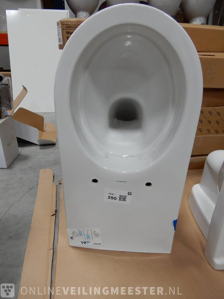 Sphinx 300 Toilet.Wall Mounted Toilet Set Extended Sphinx 300 Comfort White