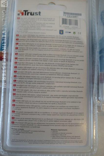10x Bluetooth 3 0 USB adapter Trust