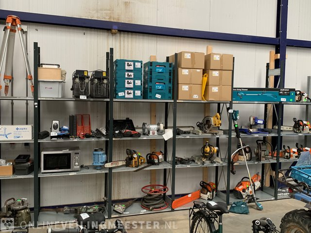 approx  10 meters Warehouse rack SSI Schafer, R3000