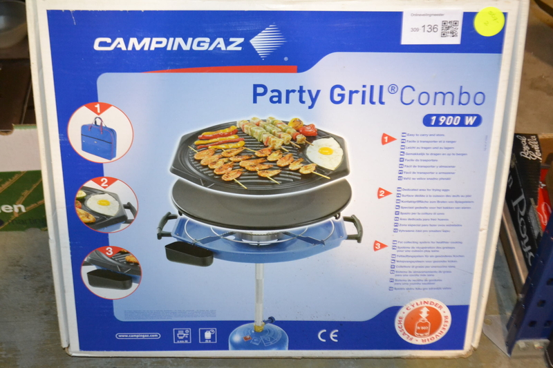 barbecue party grill campingaz skottelbraai. Black Bedroom Furniture Sets. Home Design Ideas