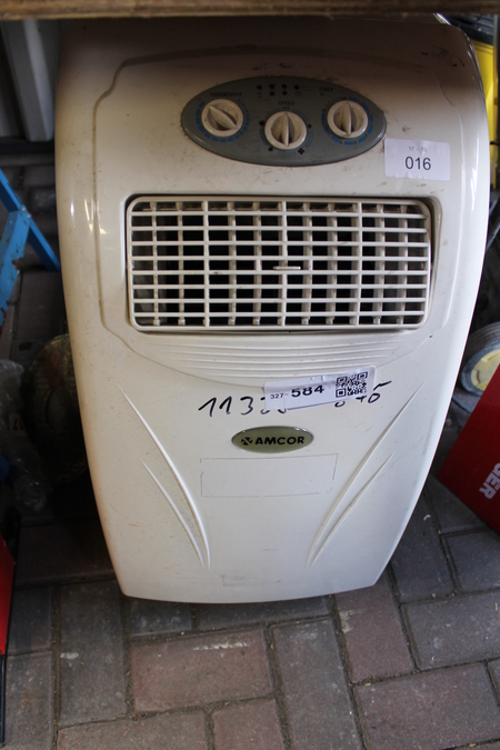 Mobiele Airco Amcor, type Ac-10000M, 230 Volt.. - Onlineveilingmeester ...