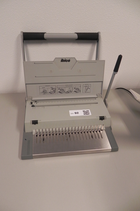 Inbindmachine Ibico ibiMAster 300
