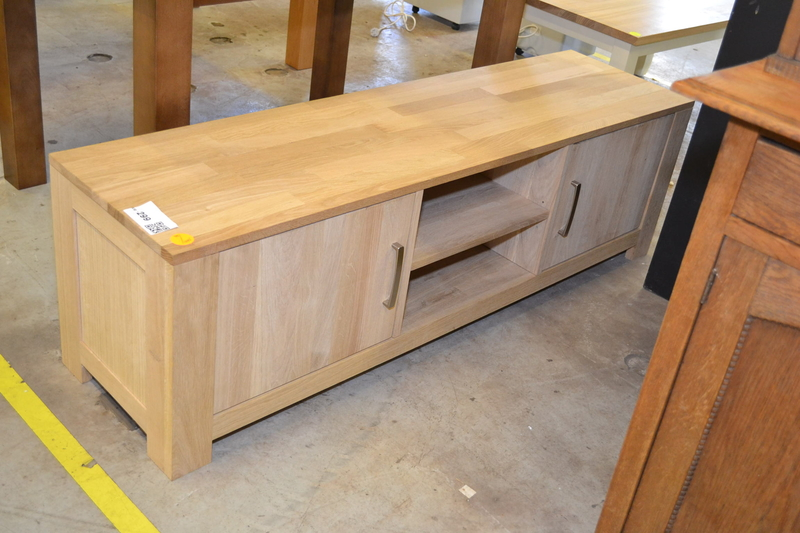 Eiken Tv Kast : Eiken tv dressoir elegant amazing tv meubel massief eiken