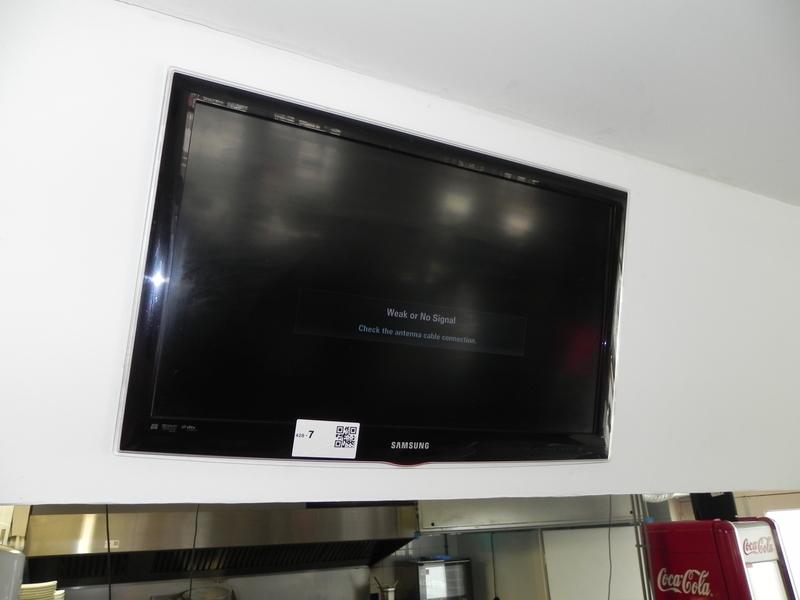 Flat screen Samsung, UE32C400PW, 32inch